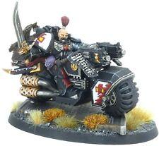 40k Deathwatch Kill Team Cassius Jetek Suberei White Scars Biker Sergeant