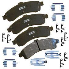 Disc Brake Pad Set-Stop Ceramic Brake Pad Front Bendix SBC882