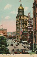 NEW YORK CITY – Park Row