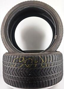 2x Pirelli Winter Sottozero 3 (N0) XL 315/30 R21 105V Winterreifen DOT3418 6-7mm