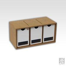 Große Schubladen Modul x 3 (Drawers Module x 3) MWS HobbyZone Ordnungssysteme