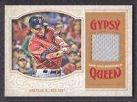 2016 Topps Gypsy Queen Relics #GQR-RCS Rusney Castillo Jersey Boston Red Sox
