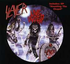 Live Undead - Slayer CD