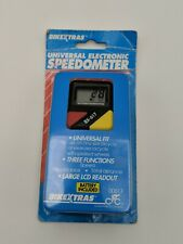 Vintage Bicycle Speedometer SEALED 1994 10 speed BX-617 Bikextras Universal