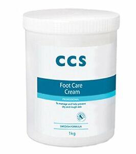 CCS Pieds Soin Crème , Tube, Professionnel