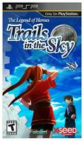 The Legend of Heroes: Trails in the Sky [Sony PlayStation PSP, JRPG, Part 1] New
