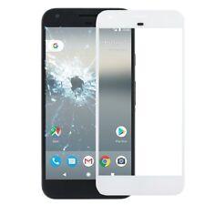GOOGLE Pixel avant échange verre verre écran en verre écran + outil Blanc