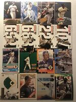 (32) Barry Bonds Baseball Card Investment Lot Hall of Fame? Pirates SF Giants