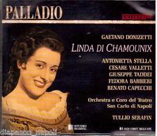 Donizetti: Linda Di Chamounix / Serafin, Stella, Barbieri, Napoli 1959  - CD