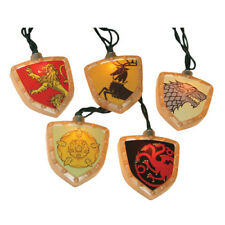 Game of Thrones New * House Crest Sigil Lights * Christmas Holiday 10-Foot