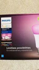 Philips Hue White and Color Ambiance E26 Bulb Starter Kit (471960)