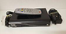 DM BOX MULTIMEDIALE DM 500v8 satellitare tv digitale RICEVITORE DVB casella (RARA)