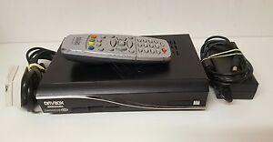 DM Box Multimedia DM 500V8 Satellite Digital TV Receiver DVB Box (rare)