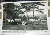 Germany Campingplatz Waldhaus Polisina RPPC - unposted