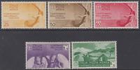 Italy Regno - 1935 Bellini Air Mail Sass. n.A90-A94 cv 300 MNH**