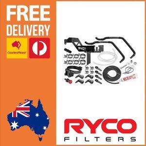 Ryco Catchcan Water Separator Hardware Kit fits Ford Ranger 3.2lt Diesel RSVK101