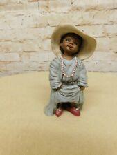 Martha Holcombe All God's Children #325 Sasha Collectible signed figurine