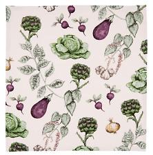 """Clayre & Eef 6er Set Stoffservietten aus Baumwolle """"The Kitchen Garden"""""""