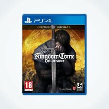Kingdom Come Deliverance (ps4) Deep silver Classique Jeu Video