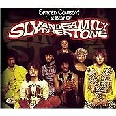 Sly & the Family Stone - Spaced Cowboy (Best Of) (2009)  2CD  NEW  SPEEDYPOST