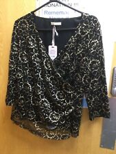 Kaliko blouse in lace size 16