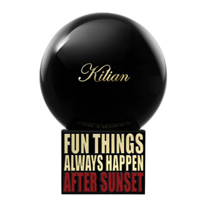 FUN THINGS ALWAYS HAPPEN AFTER SUNSET by KILIAN 3.4 oz (100 ml) EDP SPRAY SEALED