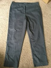 LADIES LOVELY LAURA ASHLEY TROUSERS SIZE 14