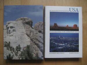USA Länder der Welt / Burkhard Hofmeister und Christian Heeb / Sonderausgabe