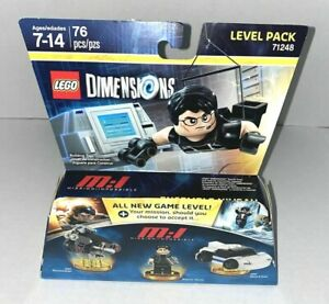 NIB LEGO Dimensions Mission Impossible Level Pack 71248