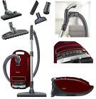 Miele Complete C3 Powerline Canister Vacuum Cleaner Limited Edition Red - New photo