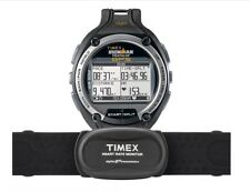 TIMEX T5K444 Ironman Global Trainer GPS HRM Watch + Heart Rate Monitor NEW