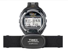 TIMEX Ironman Global Trainer GPS HRM Speed, Distance + Heart Rate Monitor T5K444