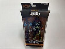 Marvel Legends Hasbro Brother Voodoo Doctor Strange Dormammu BAF