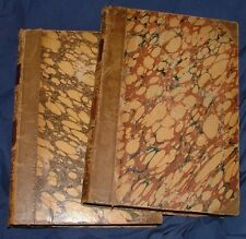 The Land We Live In, Knight vols 2 & 4 1850? engravings  Britain