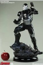Avengers Sideshow War Machine Maquette 1/4 Scale Exclusive Limited 750- NEW