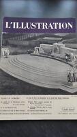 Rivista per Lettera Settimanale L'Illustrazione N° 4990 Monumento Alla Fama 1938