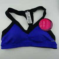 New Balance Women's Blue Sport Bra NB Psyche Size S NWT