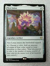Magic The Gathering Nyx Lotus Promo Pack: Theros Beyond Death Rare 235