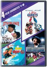4 Film Favorites: Kids Sports (Hometown Legend, Little Big League, Little Giants