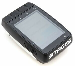 Stages Dash M50 Bike Computer Head Unit GPS ANT+ Bluetooth Cycling Road Gravel
