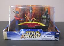 Geonosian War Room SCENE 2 2003 STAR WARS Battle Pack Nute Gunray Passel Argente