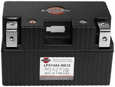 Shorai LFX14A4 BS12 LiFeP04 Lightweight Lithium Motorcycle Battery 423806