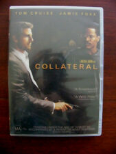 COLLATERAL Region 4 DVD - Tom Cruise