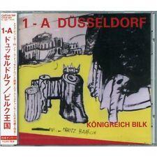 NEW CD > 1-A Düsseldorf / Königreich Bilk < NEU! la Dusseldorf FREE SHIPPING