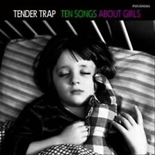 Tender Trap Ten Songs About Girls  vinyl LP NEW sealed