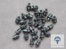 30x stoßtange Passage FLANC CLIPS AUDI, VW FORD MERCEDES Ø 8,0 - 8,2 mm