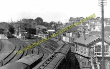 Knottingley Railway Station Photo. Pontefract to Whitley Bridge & Womersley. (1)