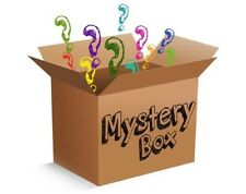 $10 mystery box can include toys, make up, gadgets, dvd, books, video games