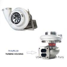 Aftermarket S400 SX4-75 S475 Billet Comp Wheel Turbo T4 Twin Scroll 1.10 A/R