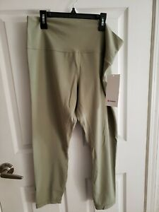 "Lululemon Align Pant 25"" RSMG Rosemary Green Size 16 New"